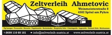 Zeltverleih Ahmetovic